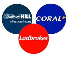 top 3 uk bookmakers
