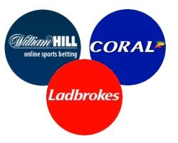top 3 uk bookmakers